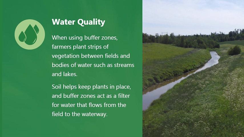 7. Water Usage
