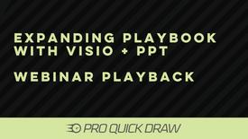 Webinar Playback: Expanding Your Playbook Using Visio + PTT (Intermediate)