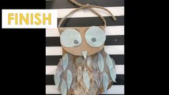 LYHA Digital: Paper Bag Owl