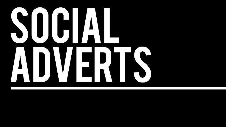 Social Adverts