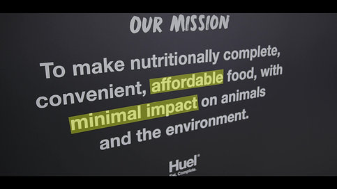 Huel - Our Office - Food & Drink