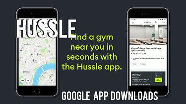 Hussle - Google App Downloads