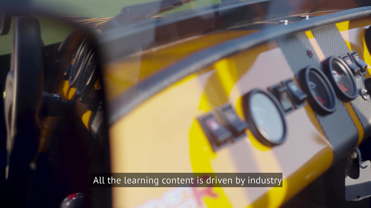 Oxford Royale - Mastering Automative Engineering - Training & Recruitment