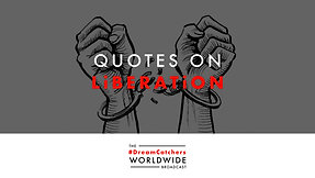 QUOTES ON LiBERATiON | 6.19.2020 | #DreamCatchers WorldWide Broadcast