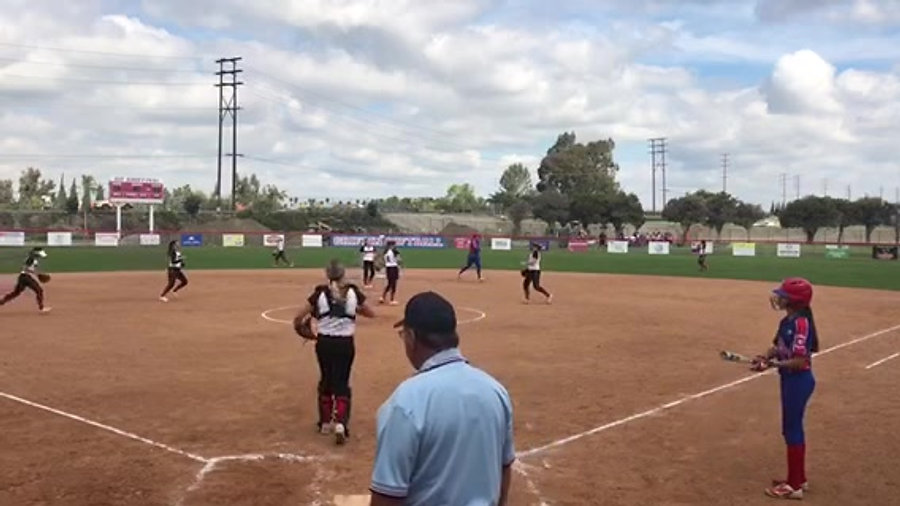 Best Of The West Tournament: Universal Fastpitch, CA Ortega, LTG