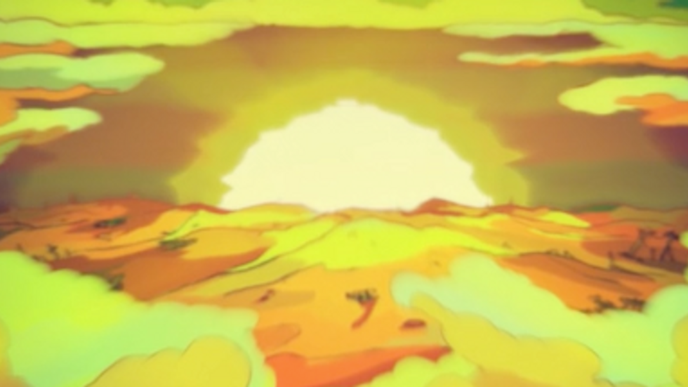 Nova Seed Scene - NAC in Toxic Lands