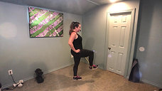 Squat and Lunge Modification Knee Pain