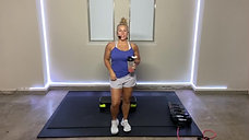 Chest & Back Circuit with Christine