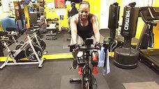 Cycling - Monique