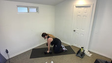 30 min P90X (Weights only) with Holly