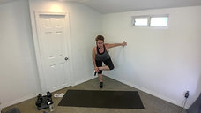 P90X (all weights) with Holly