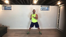 Turbo Kick and Pound with Danny