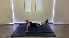 ABS Express w/ Foam Roller with Christine