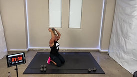 Arms & Abs AMRAP with Christine
