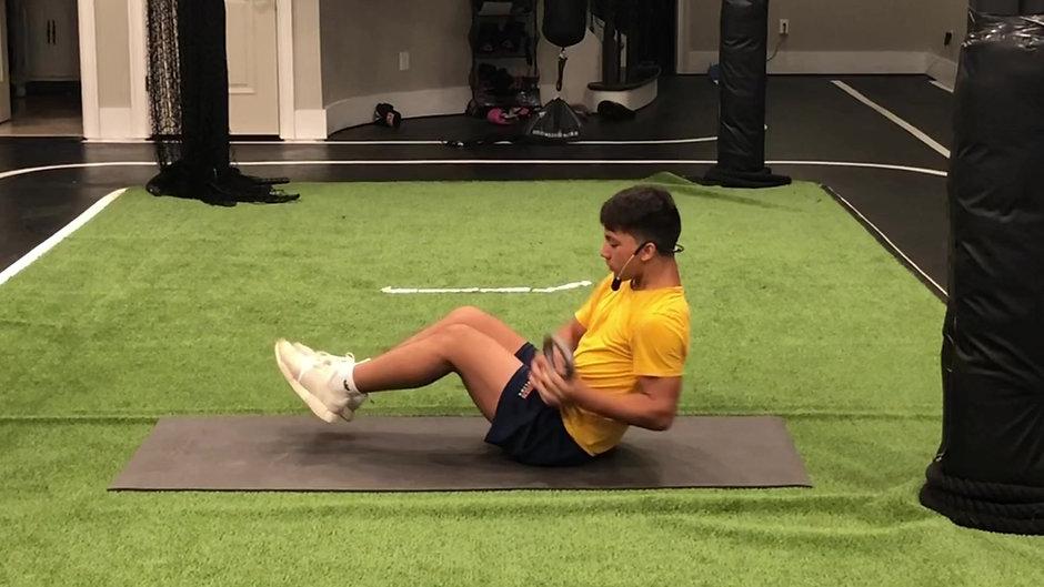 ABS Workout - Teen Training