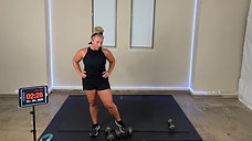 Lower Body & Abs AMRAP with Christine