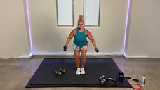 Back & Chest Circuit with Christine