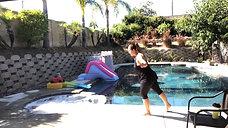 Water Aerobics (Aqua) with Holly Hierman