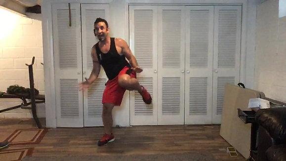 * Turbo Kick with Danny Maffia