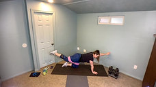 30 min Toning Booty n Abs with Holly