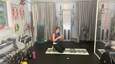 HIIT w/Weights with Monica