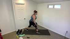 HIST (High Intensity Strength Training) with Holly
