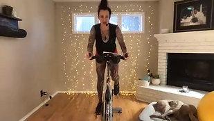 Spinning with Ellen *