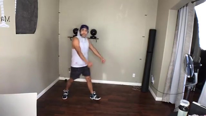 Cardio Dance with Mike