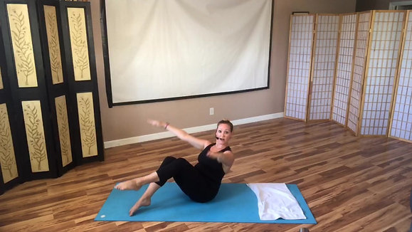 * Pilates with Kelley McCarthy Cerny