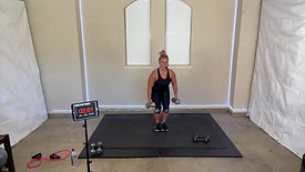 Back & Chest AMRAP with Christine