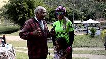 Entrevista  com Carolina, da Bike Life