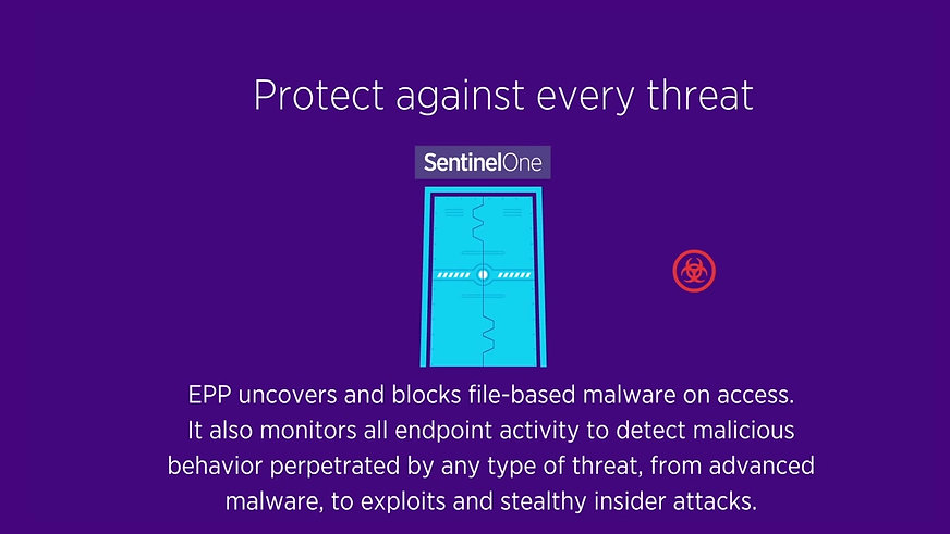 SentinelOne Next Generation Endpoint Protection