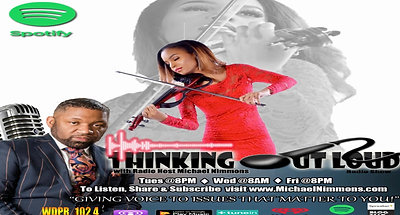 "Behind the Music feat. Violin Extraordinaire Candice ""PrettyStringz"" Smith"