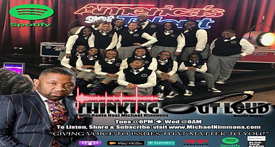 Detroit Youth Choir Thinking Out Loud Radio Show Promo