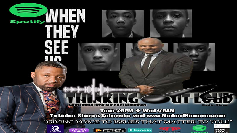 Pt 2. Black & Blue: #WhenTheySeeUs, The Discussion feat. Atty Boyd White