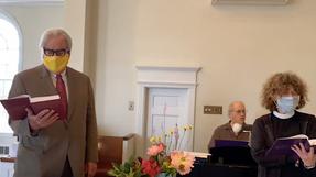 Sunday Sermon - May 17th, 2020