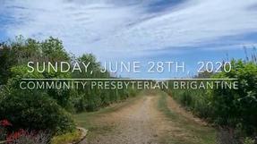 Sunday Sermon - June 28th, 2020
