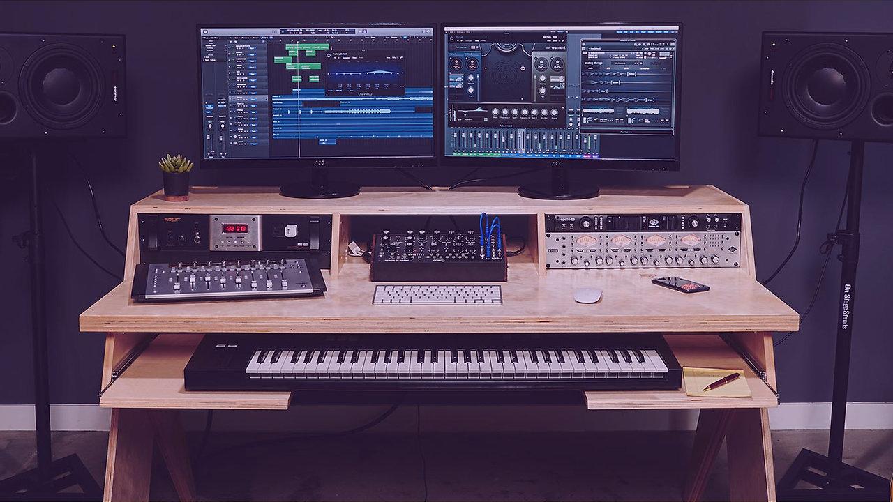 Modulo 1 - Produção Musical