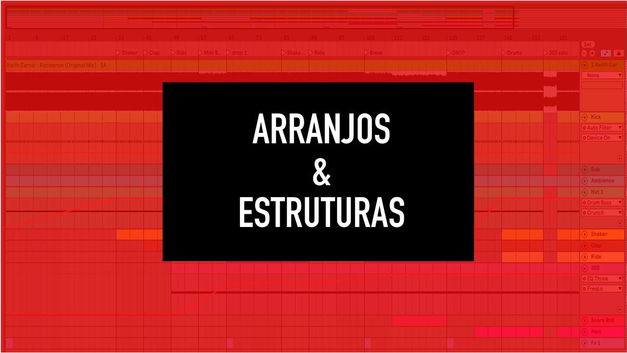 ARRANJOS E ESTRUTURAS