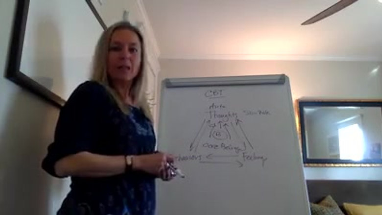 Cognitive Behavioral Therapy - Explained