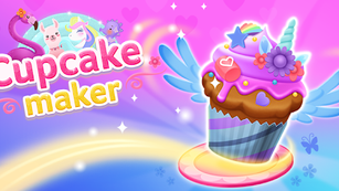 Cupcake maker 🧁 Bake, decorate, and create your unique one
