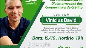 LIVE com Vinícius David