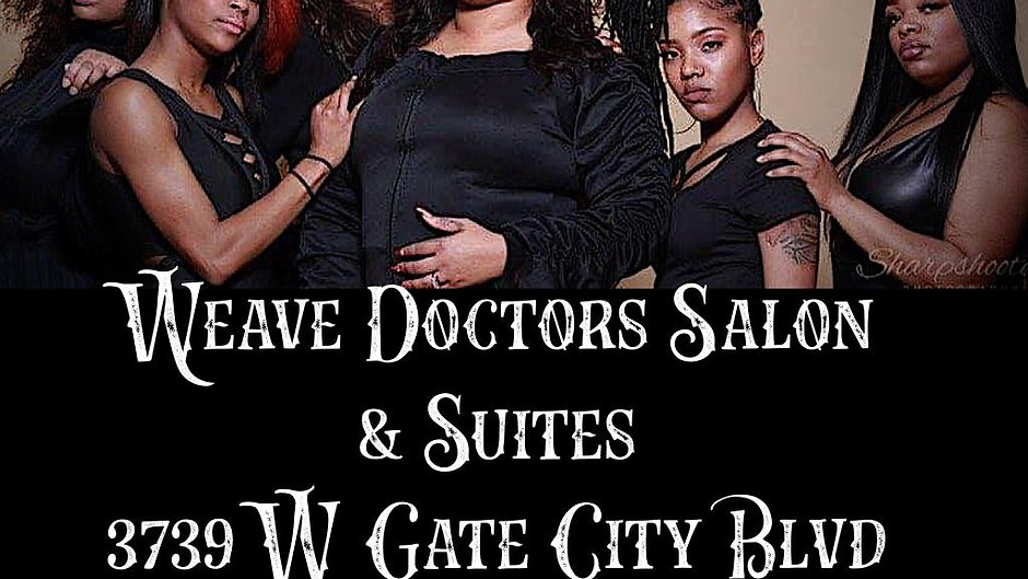 The Divas of The Weave Doctors Full Service Salon