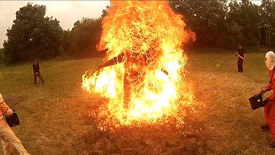 Cascadeurs - Les hommes de feu / Stuntmen of fire