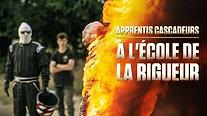 Apprentis cascadeurs - A l'école de la rigueur_France 4