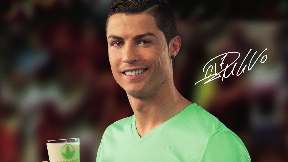 GND Welcomes CR7