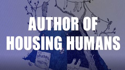 Part 1: Meet Housing Humans Author Eugene Jones Jr