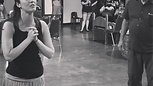 Mindy Rehearsal