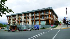 Thunderbird Building Port Alberni