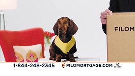 Filo Mortgage featuring new mascot